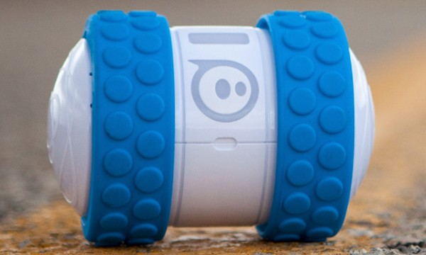 Sphero's latest app-controllable toy, Ollie, has finally arrived