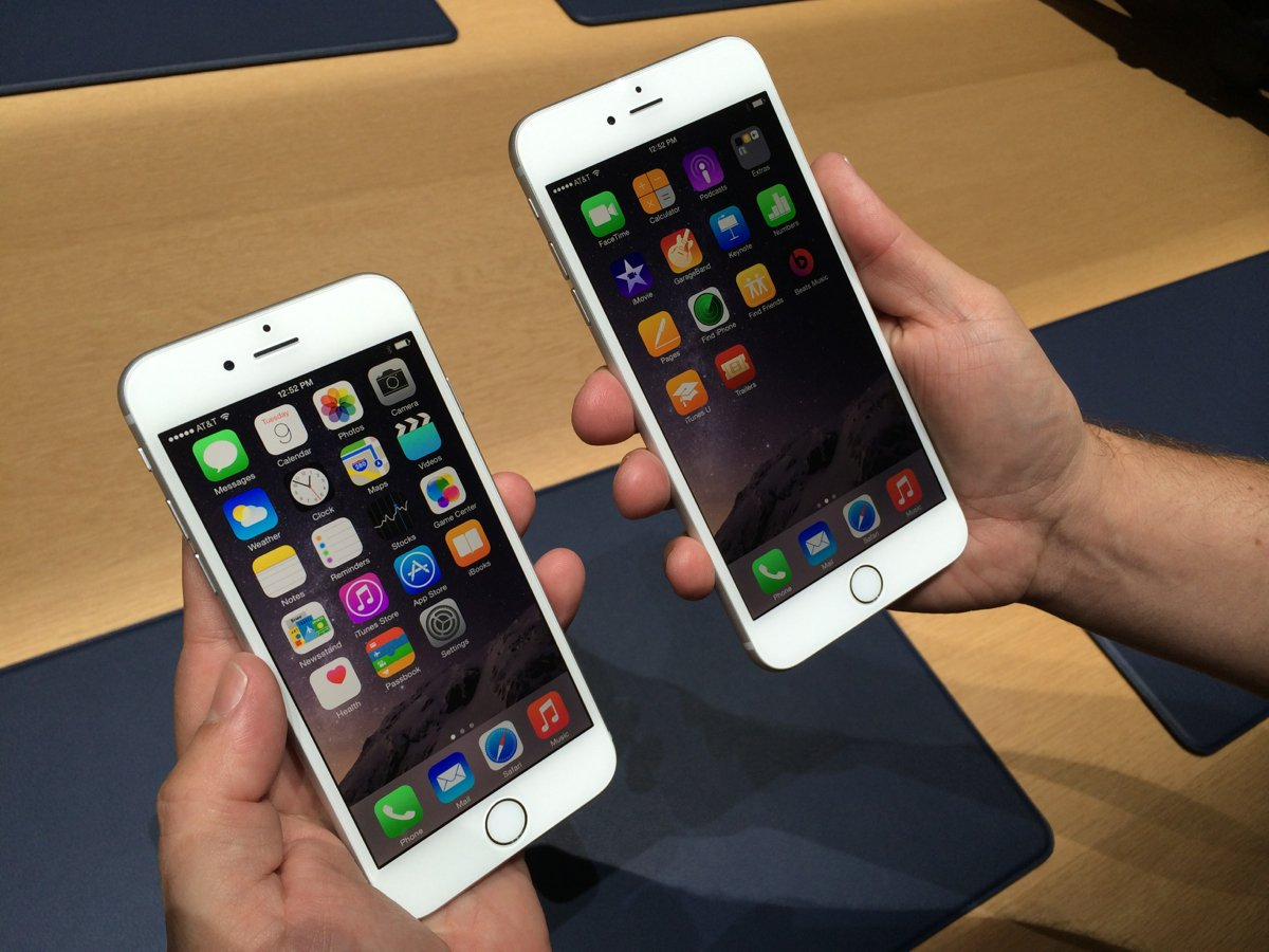 The iPhone 6 and iPhone 6 Plus are performing well in early benchmarks