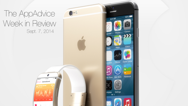 The AppAdvice week in review: Stage set for Apple's 'iPhone 6,' 'iWatch' launch event