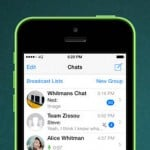 WhatsApp Messenger update adds the ability to archive chats, add captions and more