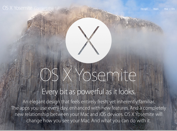 Apple releases an OS X Yosemite Mail update for developers and the public beta