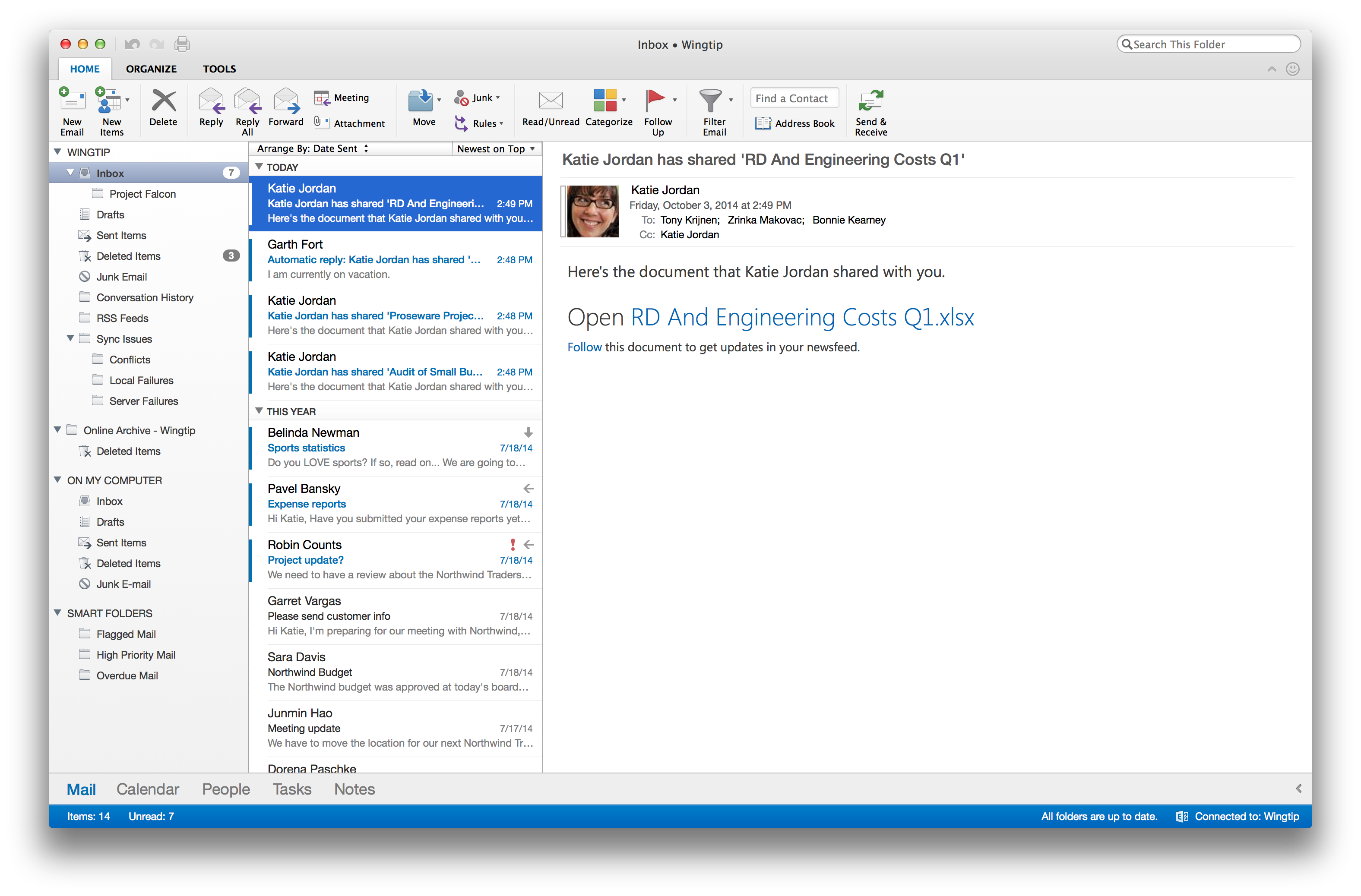 Microsoft is finally going to update Office for Mac, but not until the second half of 2015