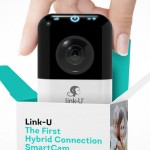 Never stay out of touch with the ones you love with the link-U smart cam