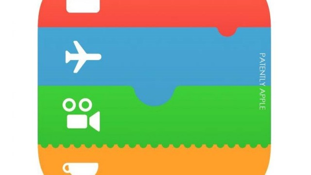 Apple seeks trademark for new Passbook icon in iOS 8