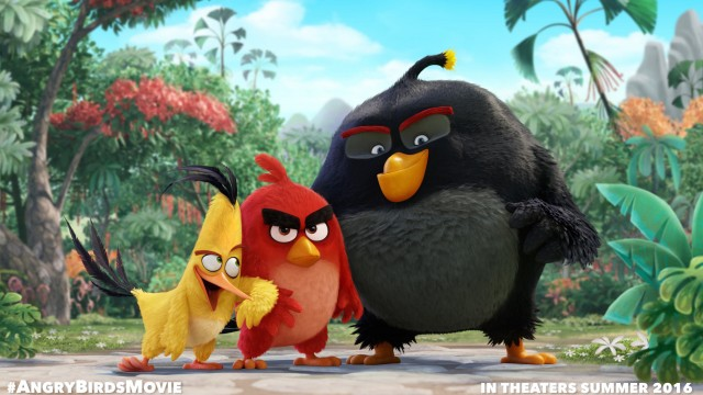 Rovio reveals stellar voice cast for upcoming animated movie based on Angry Birds