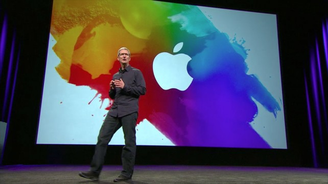 Tim Cook: Yep, I'm gay