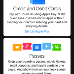 Apple Pay setup screen surfaces in second beta version of iOS 8.1
