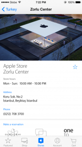 Apple Store Zorlu Center