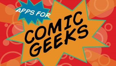 Enjoy the world of comic books with these iOS apps