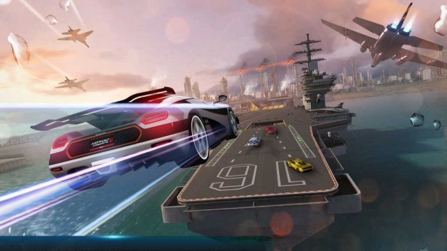 Satisfy your monstrous need for speed with Asphalt 8: Airborne's Halloween update