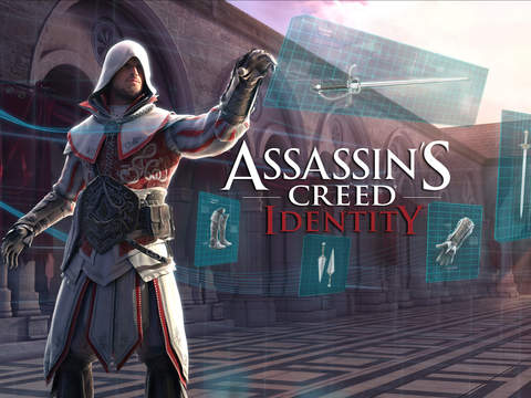 Assassin's Creed - Identity iPad