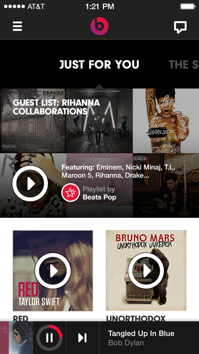 Apple working to lower subscription fees for upcoming new version of Beats Music
