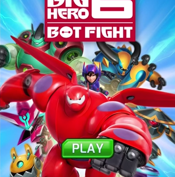 Disney to release Bot Fight match-three RPG based on 'Big Hero 6'