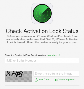 Apple launches new Web tool for checking status of Activation Lock on iOS devices