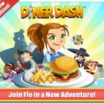 Diner Dash goes free-to-play following acquisition of PlayFirst by Glu Games