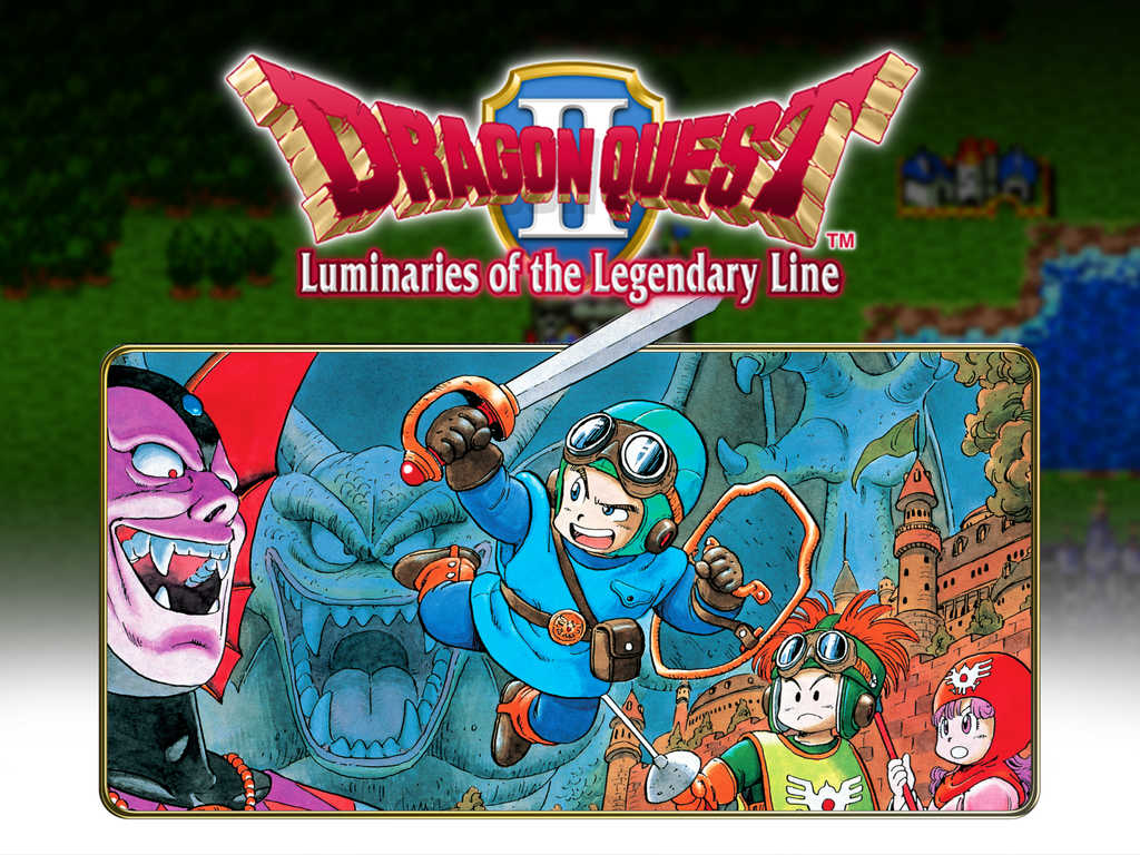 Square Enix unleashes Dragon Quest II fantasy RPG for iOS