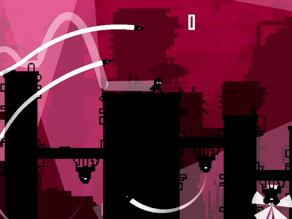 Electronic Super Joy: Groove City for iOS offers some groovy 2-D platforming action