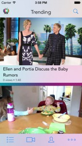 Ellen DeGeneres launches Ellentube app for watching and sharing family-friendly videos