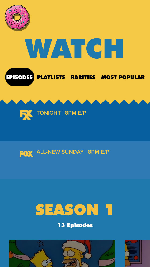 You Can Now Stream Every Episode Ever Of The Simpsons