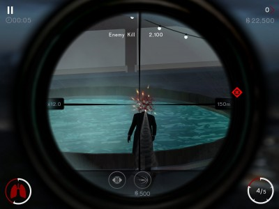 Square Enix's Hitman: Sniper soft-launches in Canada