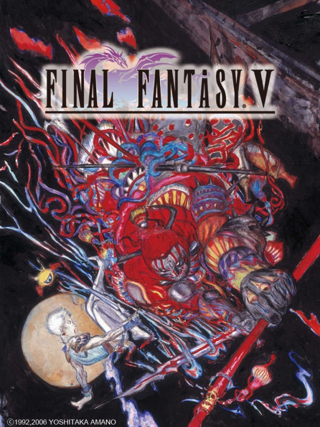 Square Enix updates Final Fantasy V with iCloud syncing and game controller support