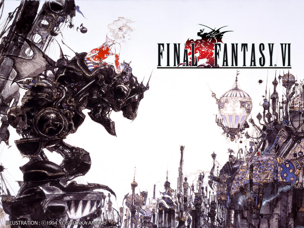 Square Enix updates Final Fantasy VI with D-pad tweaks and MFi controller support