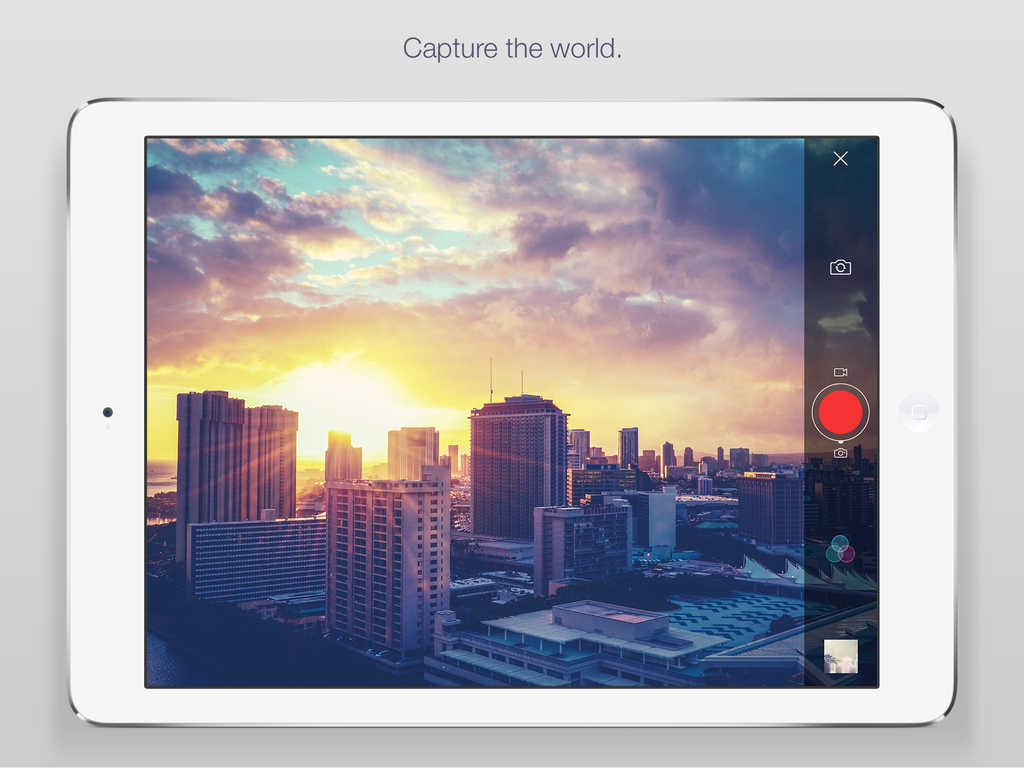 Flickr updates iOS app with iPad support following launch of iPad Air 2 and iPad mini 3