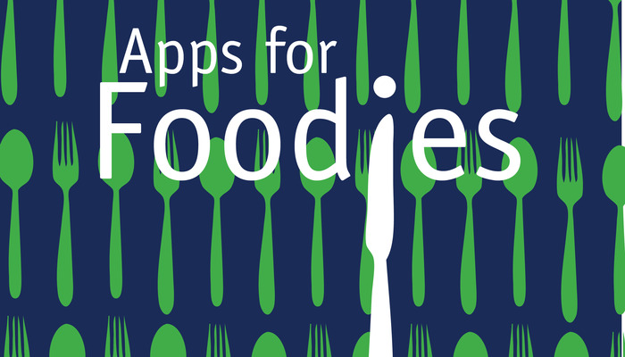 From recipes to restaurants, use these iPhone apps to explore new foods