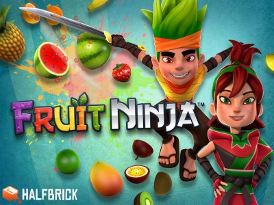 Halfbrick's Fruit Ninja goes 2.0 with new design, new powers and new characters