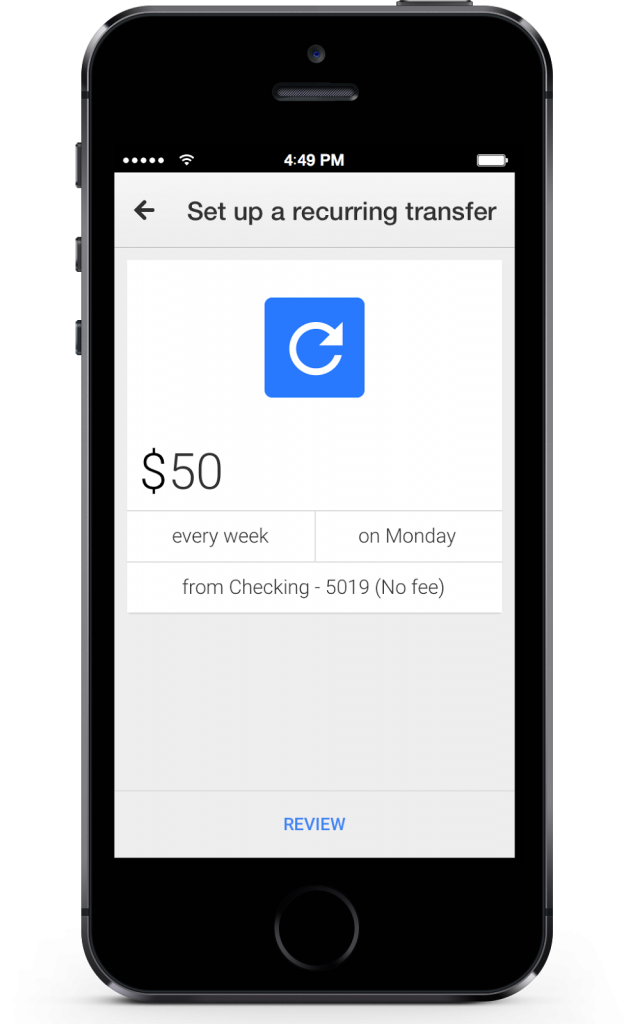 Google Wallet for iOS updated with automatic balance reloads and low balance alerts