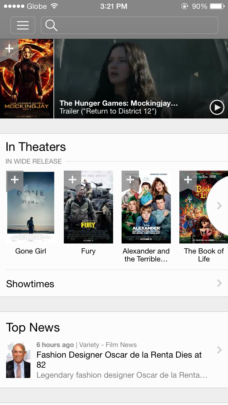 IMDb for iOS updated with technical details, box office data and more features