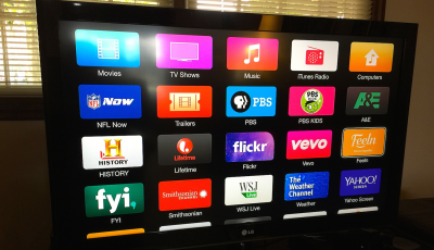 Apple TV adds two new channels to entertain and inspire, Feeln and FYI TV