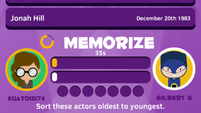 Is your memory as good as you think? Put it to the test in RECALL: The Memory Jogger