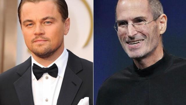 Leonardo DiCaprio no longer tapped to play Steve Jobs in upcoming biopic