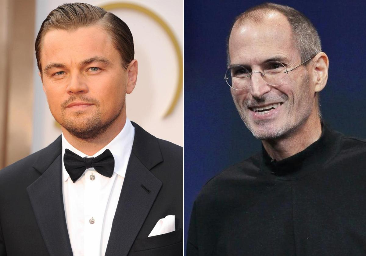 Leonardo DiCaprio no longer tapped to play Steve Jobs in upcoming biopic