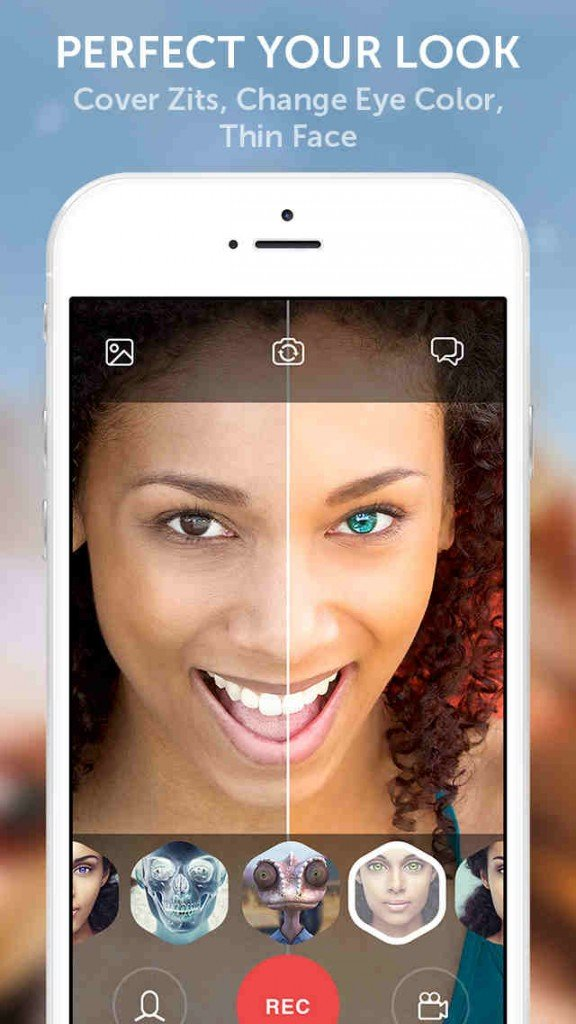 Look what we have here: Looksery promises to 'perfect' your look in video chats
