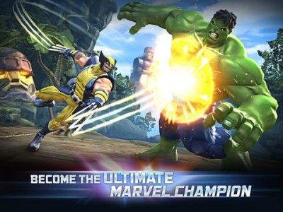 Marvel Contest of Champions free-to-play fighting game soft-launched on iOS