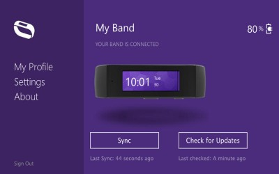Microsoft unveils long-rumored fitness band along with new health-focused service