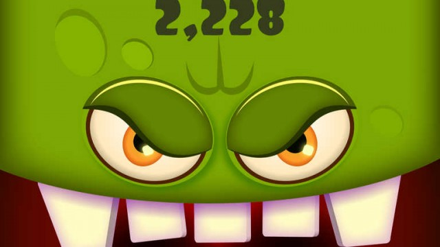 Mmm Fingers, say the monsters out to eat your digits in Noodlecake's new iOS game