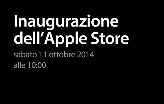 Apple to open newest retail store in Italy on Oct. 11