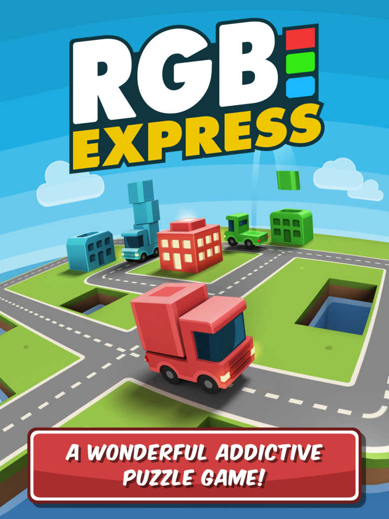 Apple delivers the goods with its free App of the Week, RGB Express