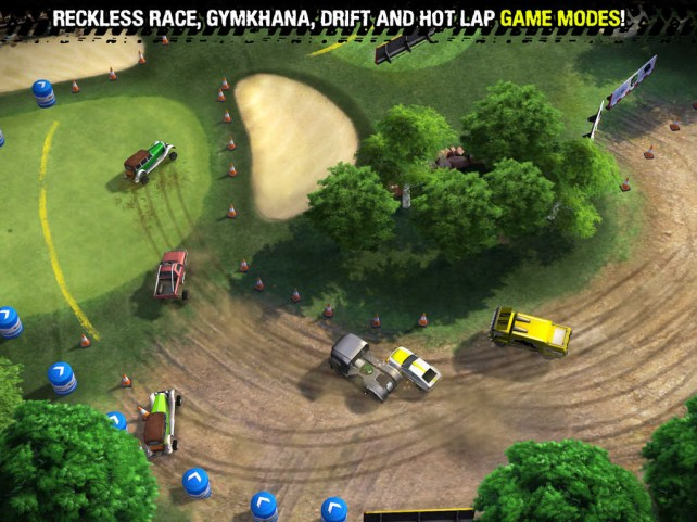 Get fast and furious in Reckless Racing 3, out now on the App Store