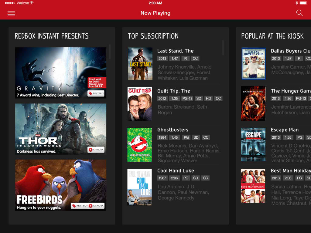 Verizon-backed Netflix and Hulu competitor Redbox Instant to shut down on Oct. 7