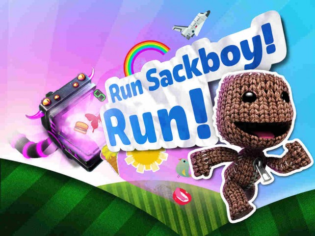 Run Sackboy! Run! is a new iOS platformer starring the knitted hero of LittleBigPlanet