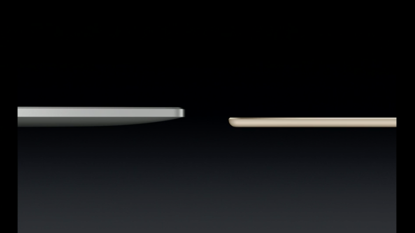 Go for the gold with Apple's new iPad Air 2