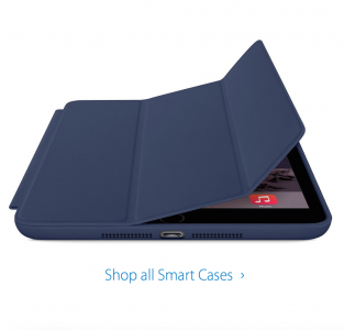 Apple's Smart Case updated for iPad Air 2, iPad mini 3 and other models