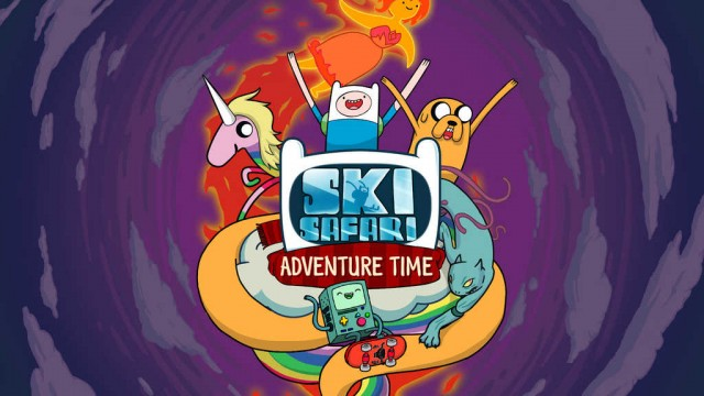 Here's how you can get Cartoon Network's Ski Safari: Adventure Time for free