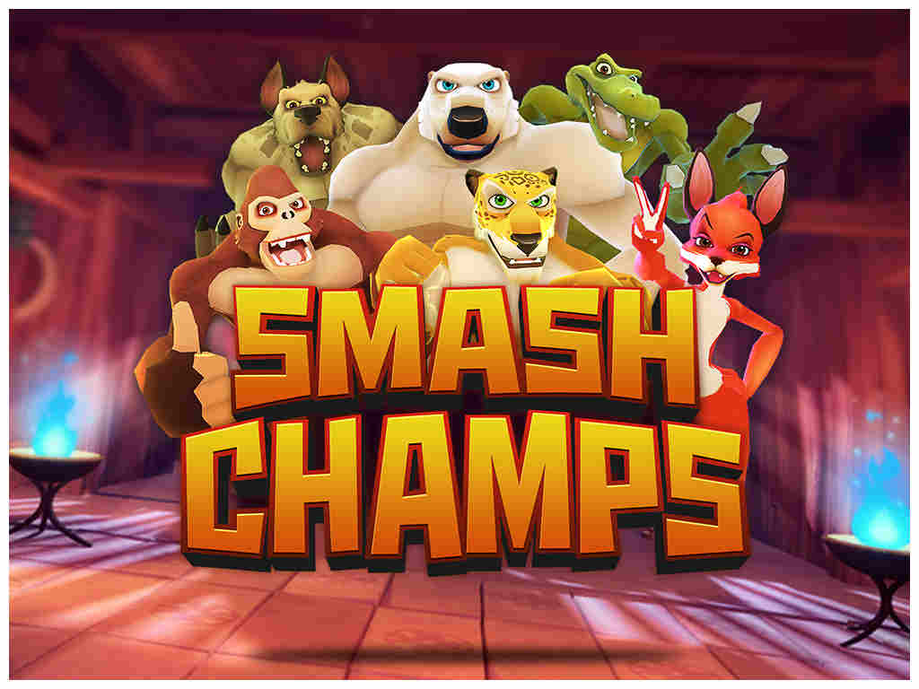 Subway Surfers co-developer Kiloo unleashes the fury of Smash Champs on iOS