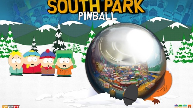 Hey, fellas! The 'South Park' gang is coming soon to Zen Pinball for iOS and Mac