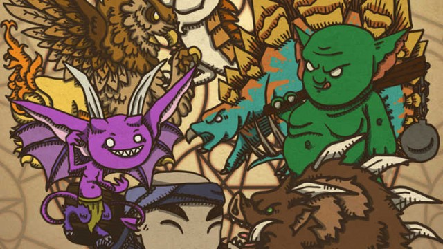 'Super' sequel to Glyph Quest match-3 puzzle RPG magically appears on the App Store